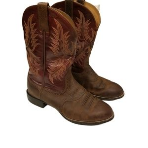Ariat Western Cowboy Boots 11EE